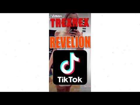 """Trexrex - """"Tik Tok"""" (1988 Old School) Revelion TIK TOK (Official Music Video)"""