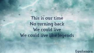 Скачать Ruelle Live Like Legends Lyrics