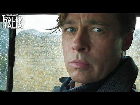 Brad Pitt e Marion Cotillard nel primo teaser trailer di Allied – Un'Ombra Nascosta