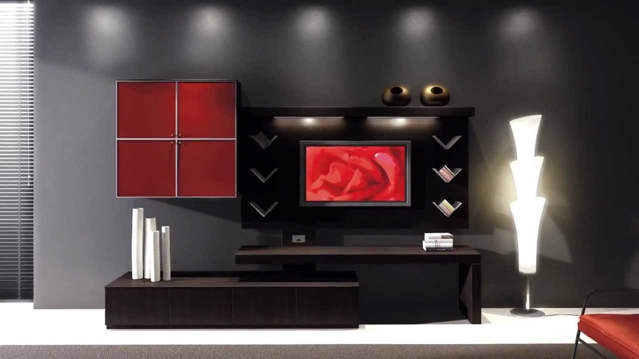 Arredare soggiorno 608a youtube for Case in stile contemporaneo in vendita