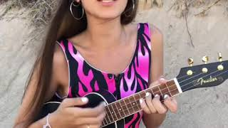 Lindo Pero Bruto - Thalia Lali Ukelele