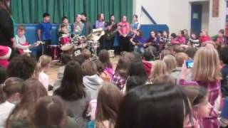 "Selkirk Elementary ""Who Do You Love"" by Mariana"