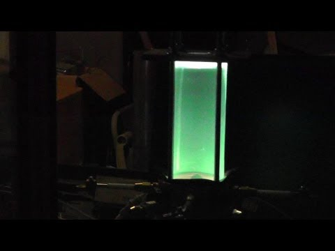 Update 14 NGE Papp: Grandma's XMas China Glows Green??? That's wild! I like it! ;)