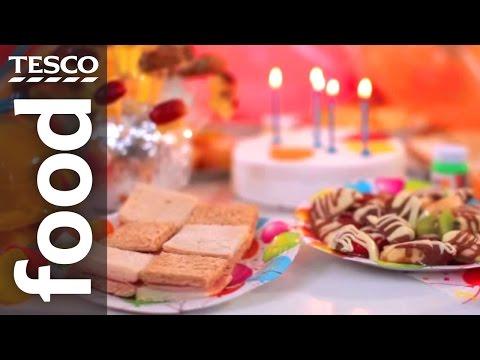 Children's Party Food Ideas | Tesco Food