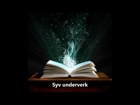 38. Syv underverk #Greatstories