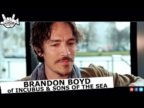 BRANDON BOYD of INCUBUS & SONS OF THE SEA - Behnd The Ink (Tattoo Talk)