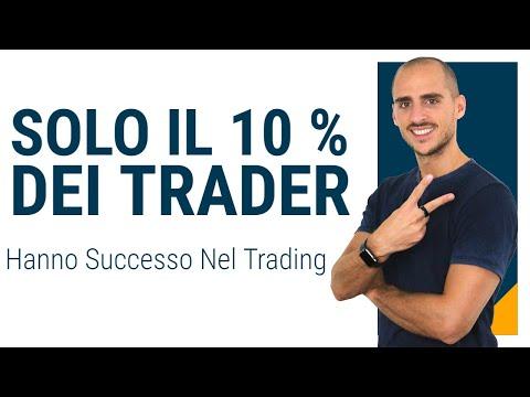 Trading Online: Perchè solo il 10% dei trader ha successo?