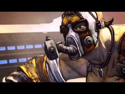 Borderlands 2 - Krieg DLC Trailer [FR]
