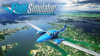 Microsoft Flight Simulator - Official Gameplay Reveal Trailer | X019
