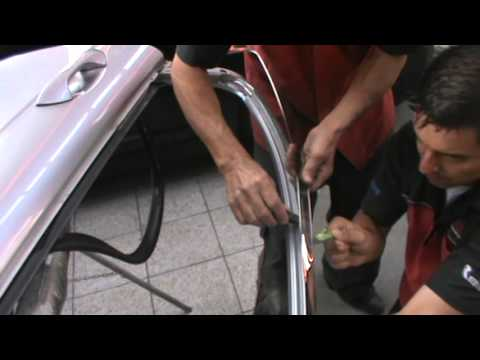 Honda Accord 2009 Molduras Cromadas De Puertas Youtube