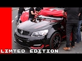 2017 Limted Edition Holden Commodores - Motorsport Edition, Director, Magnum
