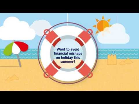 Top tips for a stress-free holiday | Nationwide Building Society