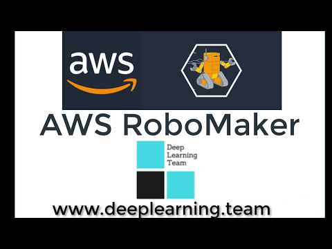 Amazon's AWS launches RoboMaker to help developers test and deploy robotics applications