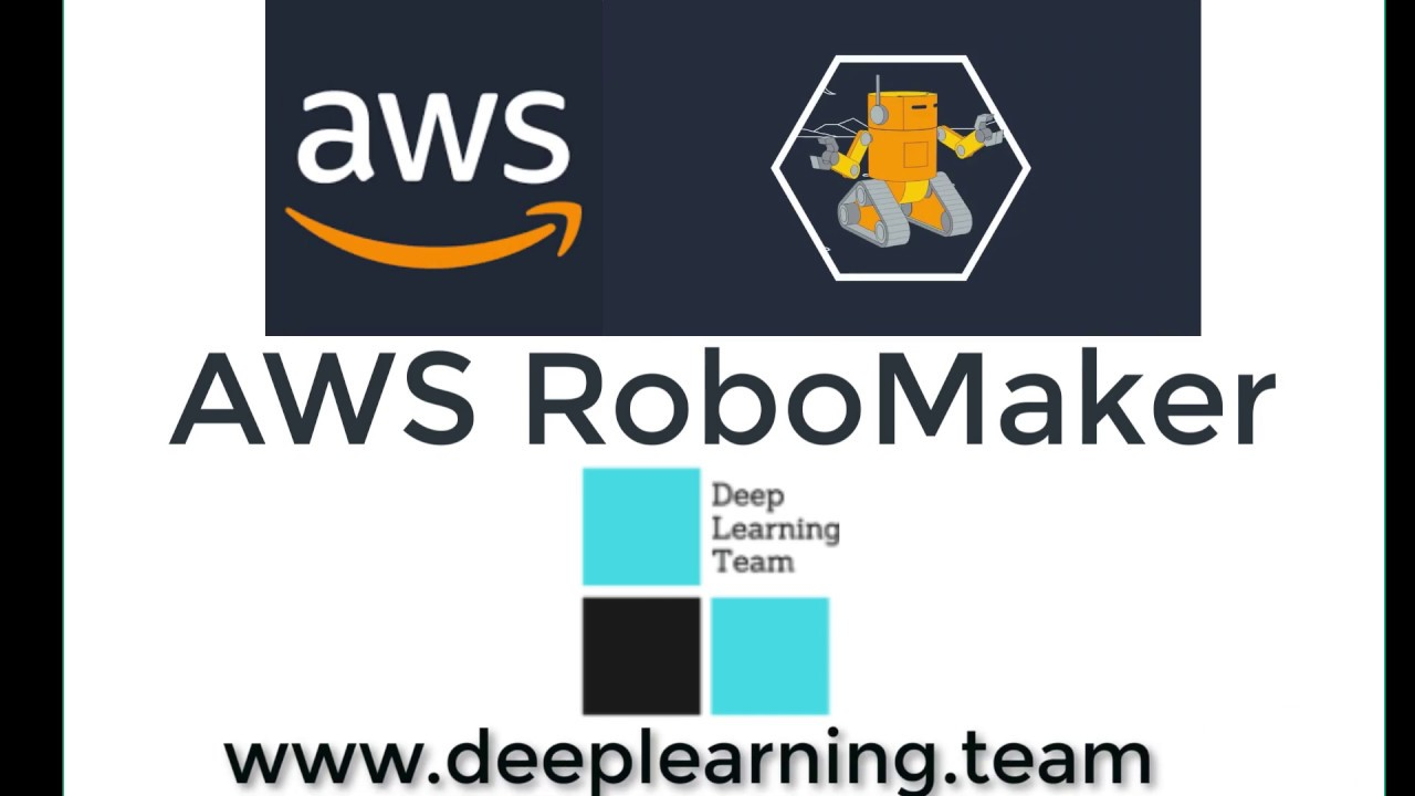 AWS RoboMaker cloud robotics platform launches