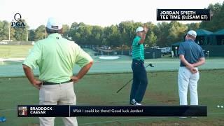 2017 PGA Championship - Round 1