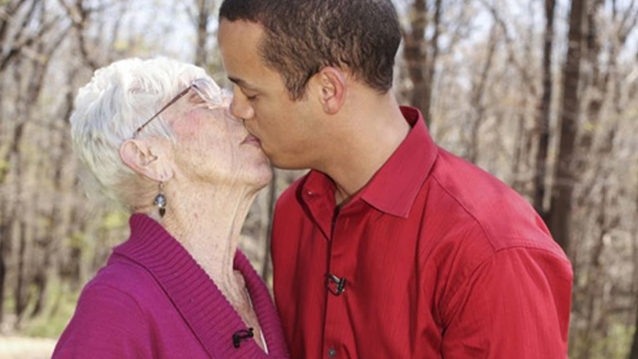 Meet 31-year-old man who is dating a 91-year-old woman