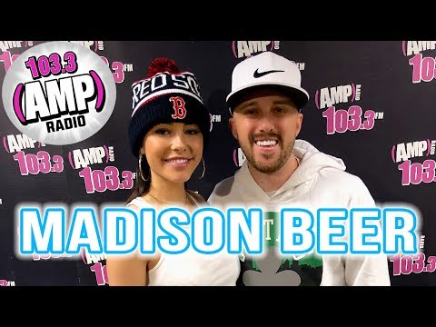 Madison Beer Interview with JD