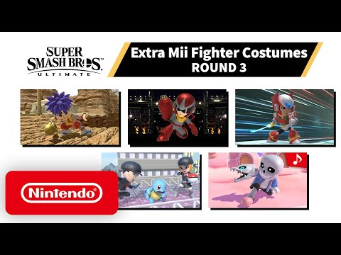 Everything From Today's Super Smash Bros  Ultimate Update