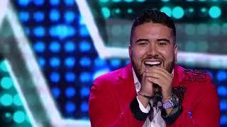"""Jessi Uribe"" canta para el verdadero Jessi Uribe   YO ME LLAMO   TEMPORADA 07"