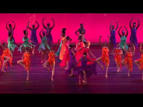 """Let's Go Crazy"" Mayfair Academy Ballet"