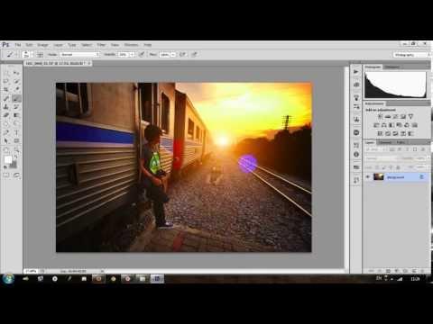 Photoshop Curve & Layer mask สอนการเเต่งภาพ By Stopbox