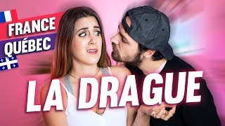 HOW TO FLIRT IN FRANCE VS IN QUEBEC? | DENYZEE