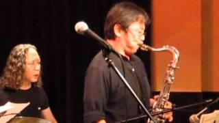 """Takeshi Ishikawa Trio + Takao Yokoyama """"Misty"""" at Mr.Kelly"""