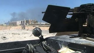 Fighting resumes for control of Iraq