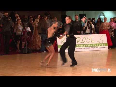 Romanov Valerii - Khrometskova Alina, Final Samba