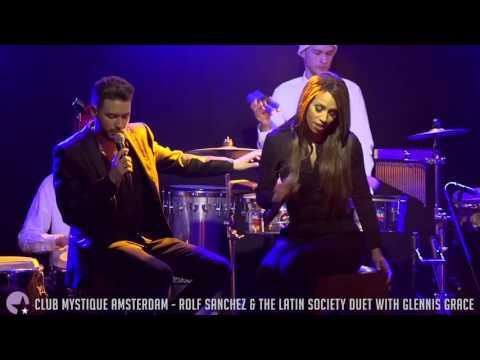 Rolf Sanchez - Duet with Glennis Grace
