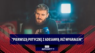 JAN BLACHOWICZ ABOUT HIS NEXT FIGHT WITH ISRAEL ADESANYA - INTERVIEW