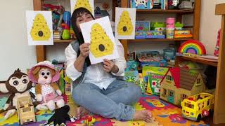 BEEHIVE SONG #nurseryrhymes #kidssongs #childrensmusic #funathome#kidslearningenglish