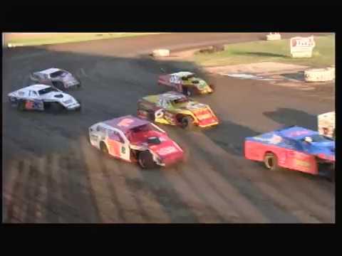 Davenport Speedway - Mods -  7/19/13