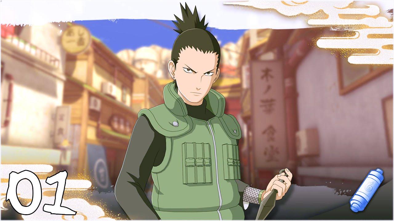 Naruto Shippuden Ultimate Ninja Storm 4 Shikamaru S Tale Extra