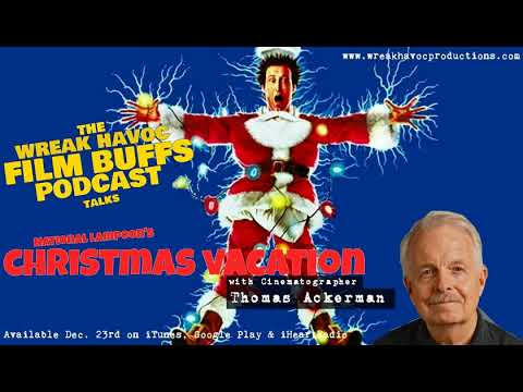 34. Christmas Vacationing with Tom Ackerman