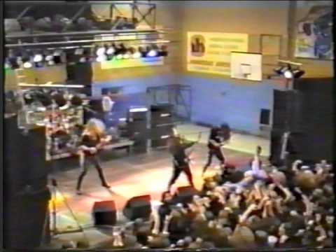 Deicide - Lunatic of god's creation (Live 1992)