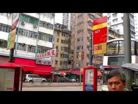 香港自由行---香港旺角智選假日酒店holiday-inn-express步行往朗豪坊、旺角港鐵站