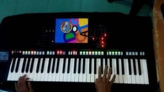 Organ Hướng dẫn Intro Miền Tây Quê Tôi và câu vọng cổ. Đánh trực tiếp tone Bm.