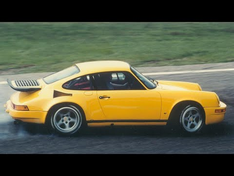 "Faszination on the Nürburgring - The RUF CTR ""Yellowbird"""