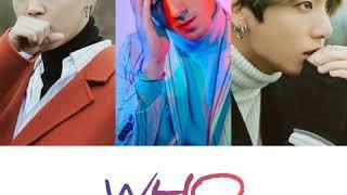 Lauv – Who (feat. BTS '방탄소년단') [Audio]