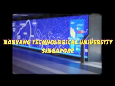 NTU Exchange semester | Singapore Spring 2017