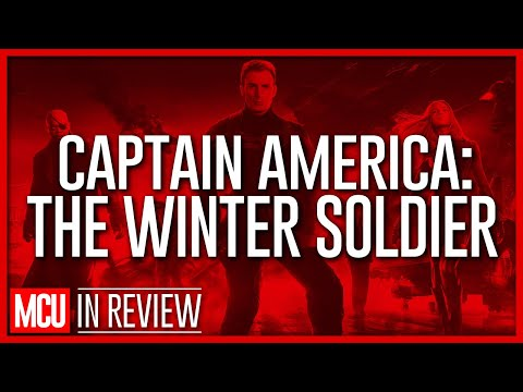 Captain America: The Winter Soldier  - Every Marvel Movie Reviewed & Ranked