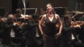 Emily Hindrichs, soprano - Glitter and be Gay (Candide) - LIVE