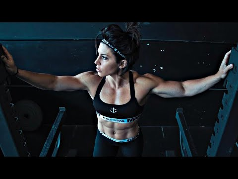 FEMALE FITNESS MOTIVATION – Strong Cute Ladies Workout 🔥