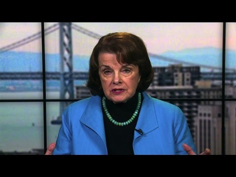 Extended interview: Sen. Dianne Feinstein, November 22
