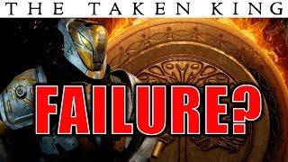Destiny: Was Iron Banner a FAILURE? | Shadowshot, Sunbreakers, Drop Rates & More | Taken King