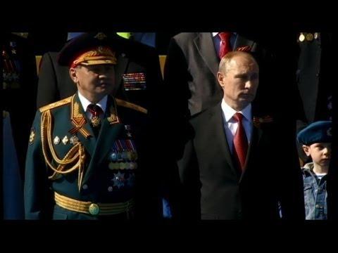Vladimir Putin Takes Victory Lap in Crimea