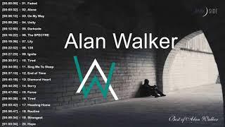 Alan Walker 노래 모음 광고없는 - Top 20 Alan Walker Songs 2021