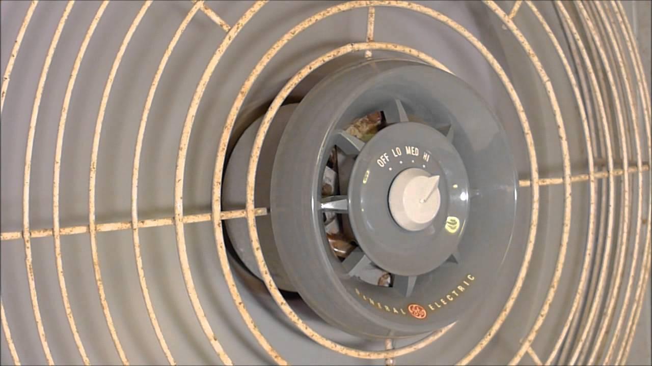 1950 U0026 39 S Vintage Ge Window Ventilator Fan