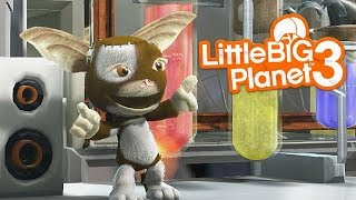 LittleBIGPlanet 3 - Gremlins 2 The New Batch [Film by CHASEISGR8] - Playstation 4